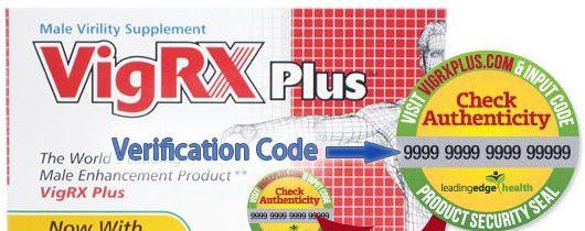 Vigrx Plus Original Box