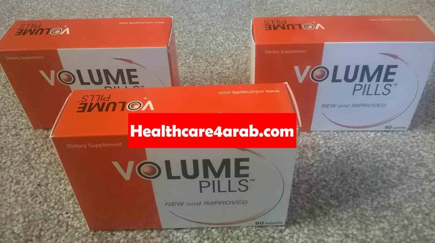 Volume Pills Saudi Arabia